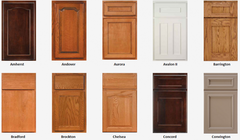 Superieur Door Options